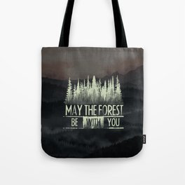 Be With You Tote Bag