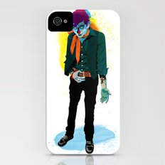 Outsider iPhone (4, 4s) Slim Case