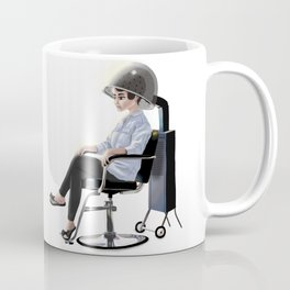 Behind the Chair Coffee Mug