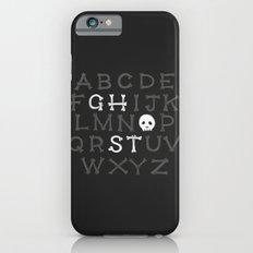 Somethin' strange in your alphabet Slim Case iPhone 6s