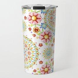 Flower Crown Bijoux Travel Mug