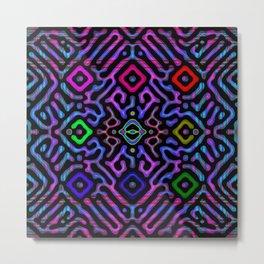 Colorandblack serie 410 Metal Print