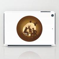 basketball iPad Cases featuring Basketball by Anastassia Elias