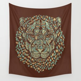 Lion (Royal) Wall Tapestry