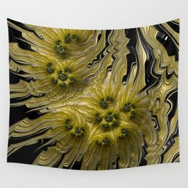 Xanthian Sunflowers Wall Tapestry