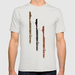 Bassoon Trio  T-shirt