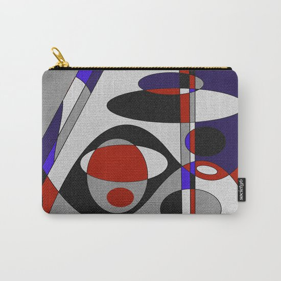 Abstract #93 Carry-All Pouch