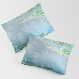 Monet Water Lilies / Nymphéas 1906 Pillow Sham