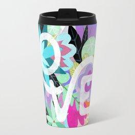Love Blooms - Rainbow Travel Mug