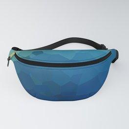 Sea Moon Love Fanny Pack