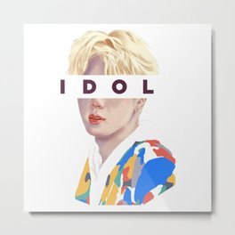Idol vs01 Metal Print