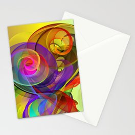 LoVe FloWer 2017 Stationery Cards