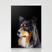 lucy Stationery Cards featuring lucy by ensemble creative