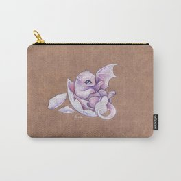 Little dragon hatchling Carry-All Pouch