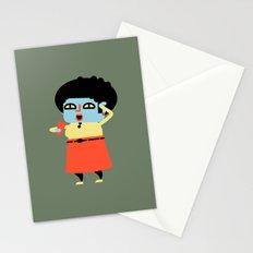 Doris (Alt) Stationery Cards