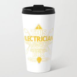 This ELECTRICIAN Travel Mug