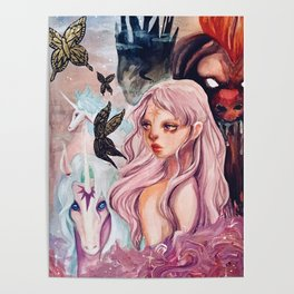 Lady A Poster