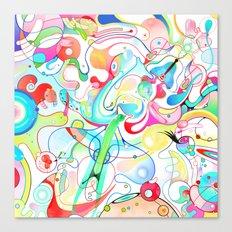 Pattex Canvas Print