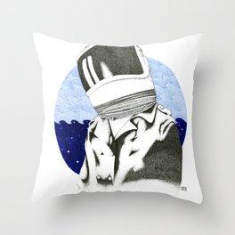 Starsailor Throw Pillow