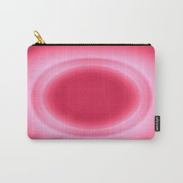 Bubblegum Pink Glow Carry-All Pouch