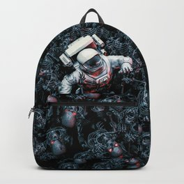 Planet of Terror Backpack