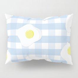 Sunny Side Up + Gingham Pillow Sham