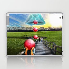 Interspatial Field Laptop & iPad Skin