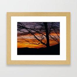 Raven Rock Framed Art Print
