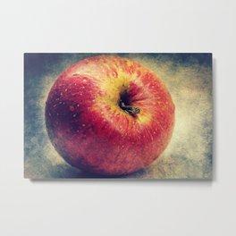 Apple Mac-Ro Metal Print