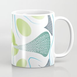 Meshes and Bubbles by FreddiJr Coffee Mug