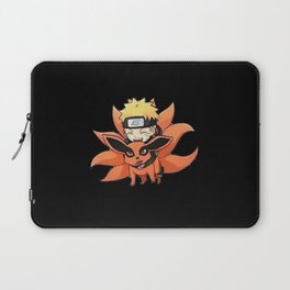 Chibi Kurama Laptop Sleeve