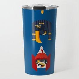 Egyptian Gods! Travel Mug