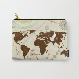 World Soaring Carry-All Pouch