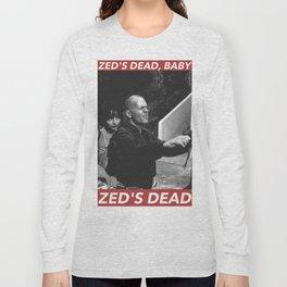 ZED'S DEAD Long Sleeve T-shirt