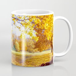 Beautiful Nature in Fall - The perfect gift for an adventure addicted Coffee Mug