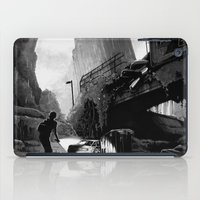last of us iPad Cases featuring The Last of Us  by Simon Lutrin