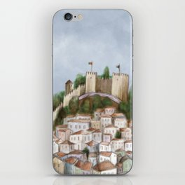 Lisboa landscape iPhone Skin