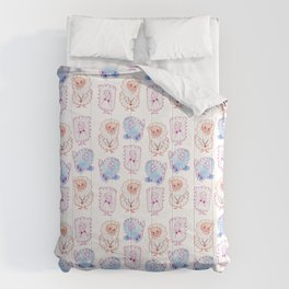 A Dash of Cloudpoofs Comforters