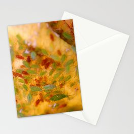 Aphids Infestation Stationery Cards