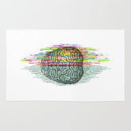 The Mind - Brain Dichotomy Rug