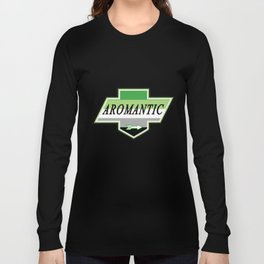 Identity Stamp: Aromantic Long Sleeve T-shirt