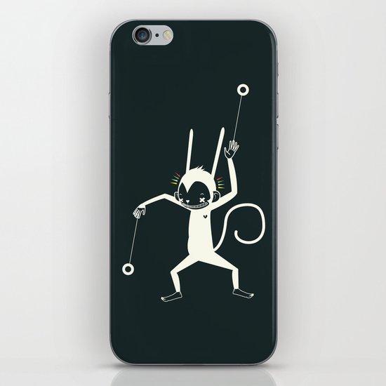 YO YO ♪ iPhone & iPod Skin