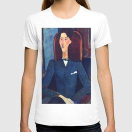 "Amedeo Modigliani ""Jean Cocteau"" T-shirt"