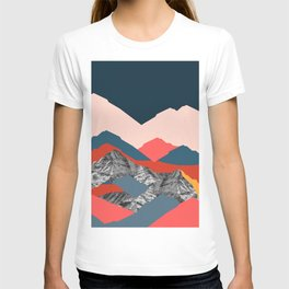 Graphic Mountains X T-shirt