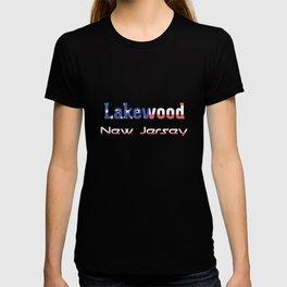 Lakewood New Jersey T-shirt