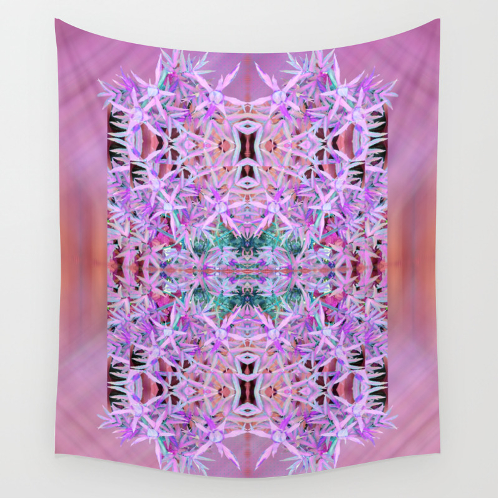 Vibrations - Good, Bad And Indifferent Wall Tapestry by Studioboomboom TPS6490234