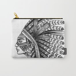 INDIANS - 3 Carry-All Pouch