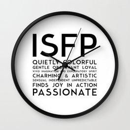 ISFP Wall Clock