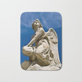 Song of the Angels Bath Mat