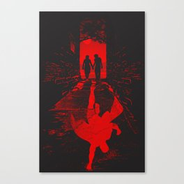 heroes within Canvas Print